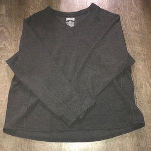 2XL Duluth long sleeve gray grey sweater
